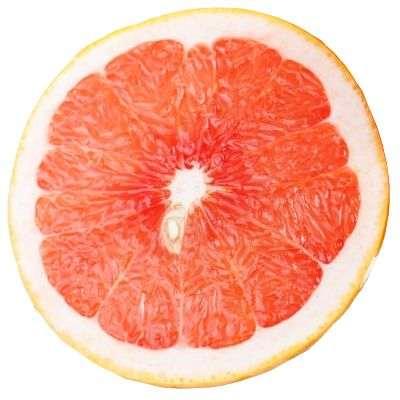 Porcentaje de vitamina c en la toronja