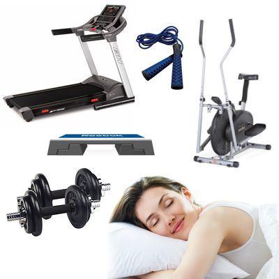 ¿Cuántos días debo descansar después de hacer ejercicio?