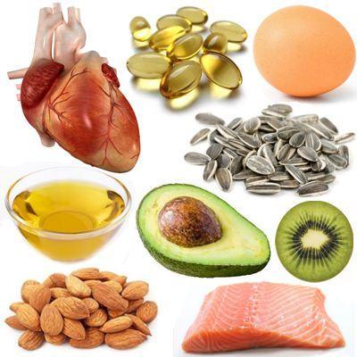 ¿La vitamina E sirve para el corazón?