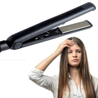 ¿Hace mal a la salud plancharse el pelo?