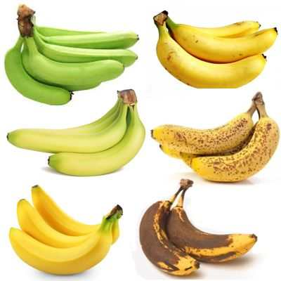 ¿Cómo saber que el plátano está maduro?