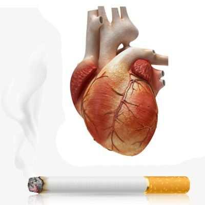 Riesgos de fumar para el corazón