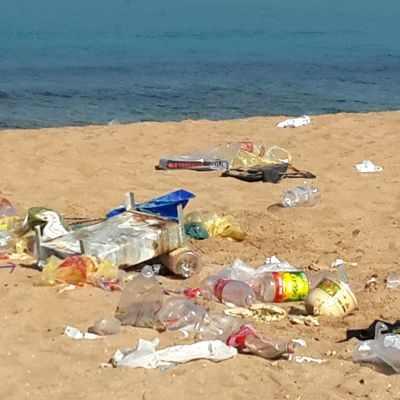 Prevenir la contaminación de las playas