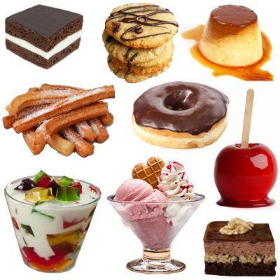 ¿Engorda comer dulces de vez en cuando?