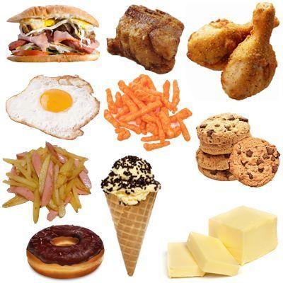 ¿Por qué es importante controlar la cantidad de grasas que consumimos a diario?