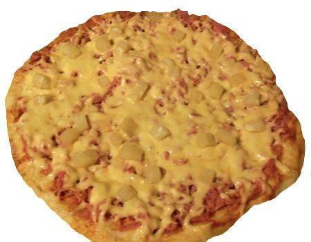 ¿A qué grupo alimenticio pertenece la pizza?
