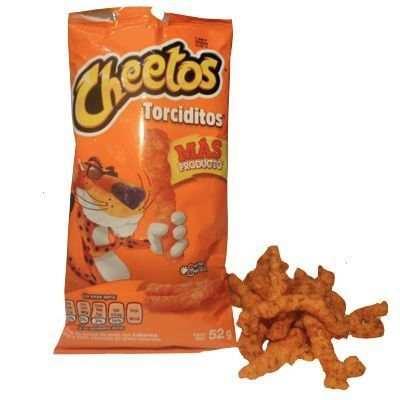 ¿Engordan lo cheetos?
