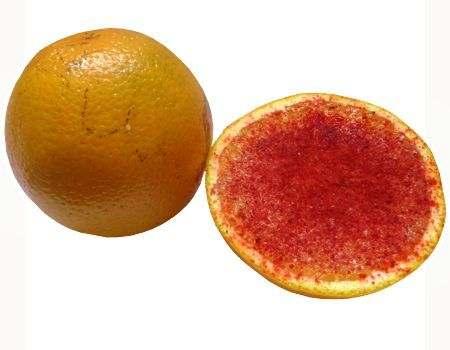 La naranja con chile no engorda