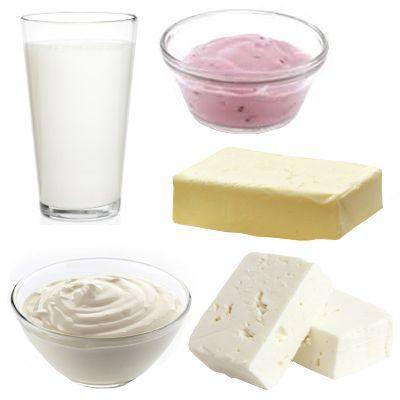 Es necesario consumir lácteos