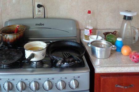 Importancia de la higiene en la cocina