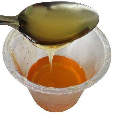 Porque la miel es un alimento de altísimo contenido energético